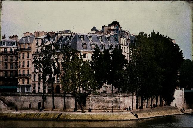 Paris - An der Seine 01_02