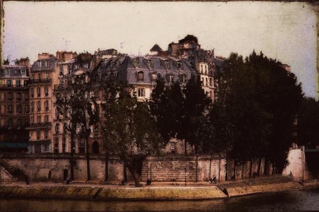 Paris - An der Seine