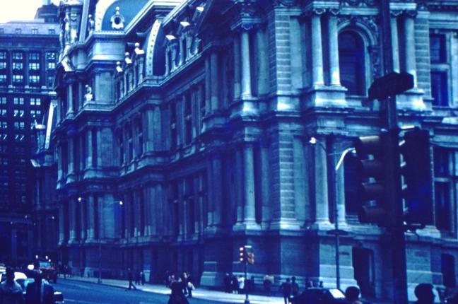 Blue London 1973